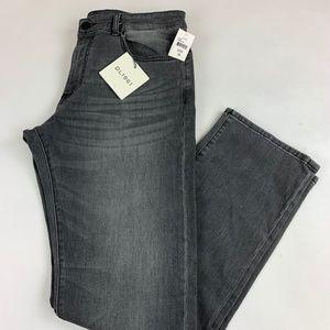 DL1961 Modern Straight Jean, Size 38--NWT$119